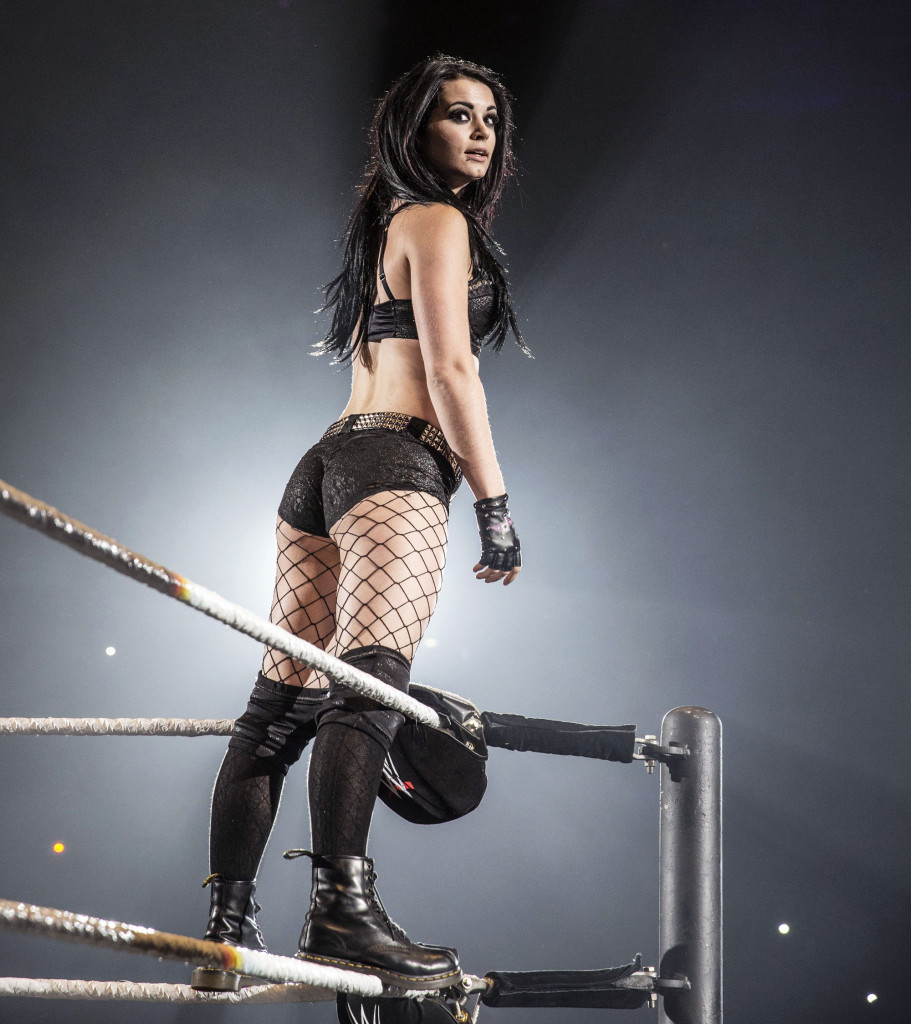 Wwe paige sexy images