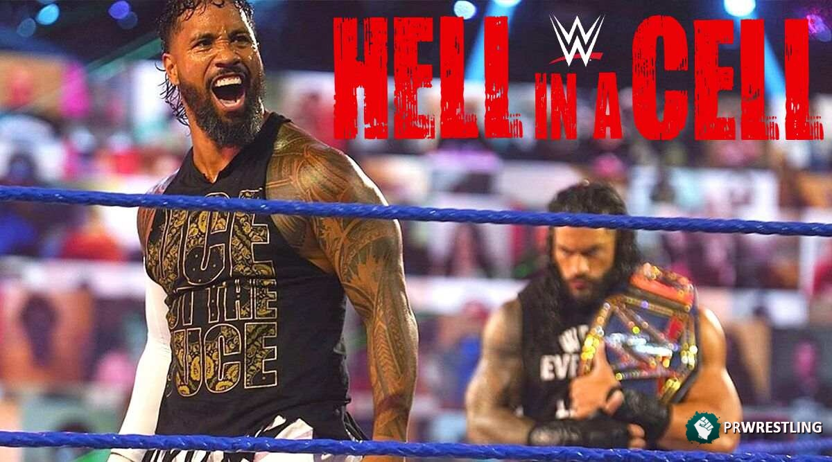 jey uso roman reigns hell in a cell