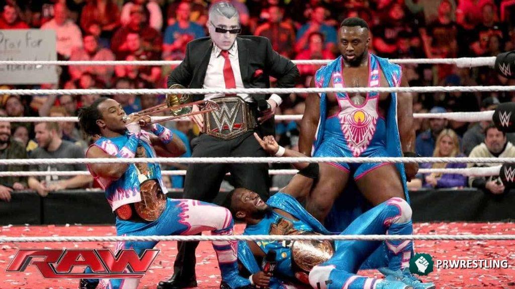 Bad Bunny WWE