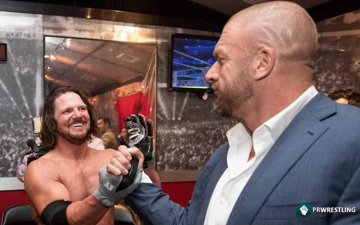 Triple H Styles