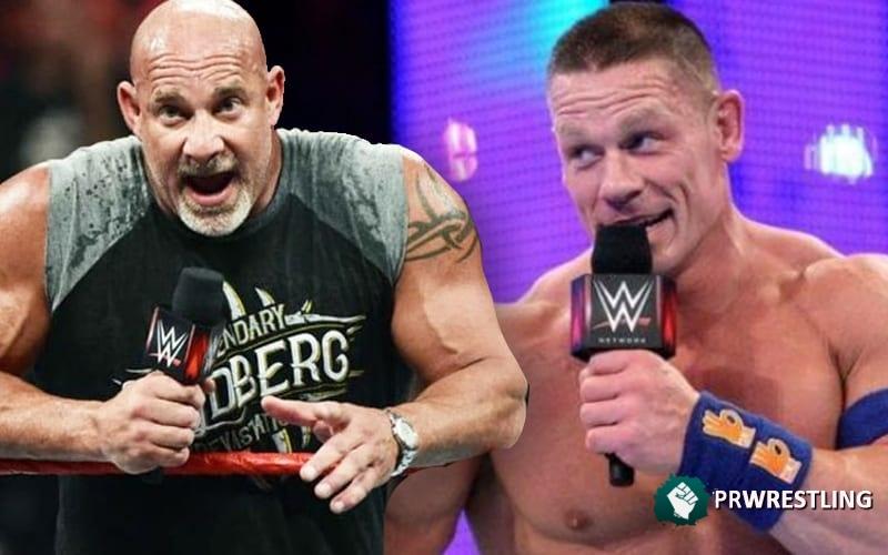 Goldberg Cena