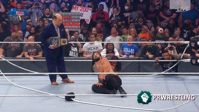 Resultados WWE Extreme Rules – Roman Reigns defiende ante Finn Balor